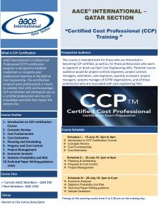 CCP-Training