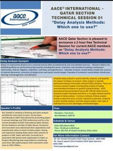 Delay analysis Method