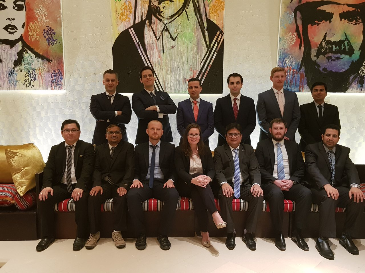 AACE Qatar Section Committee 2018/2019
