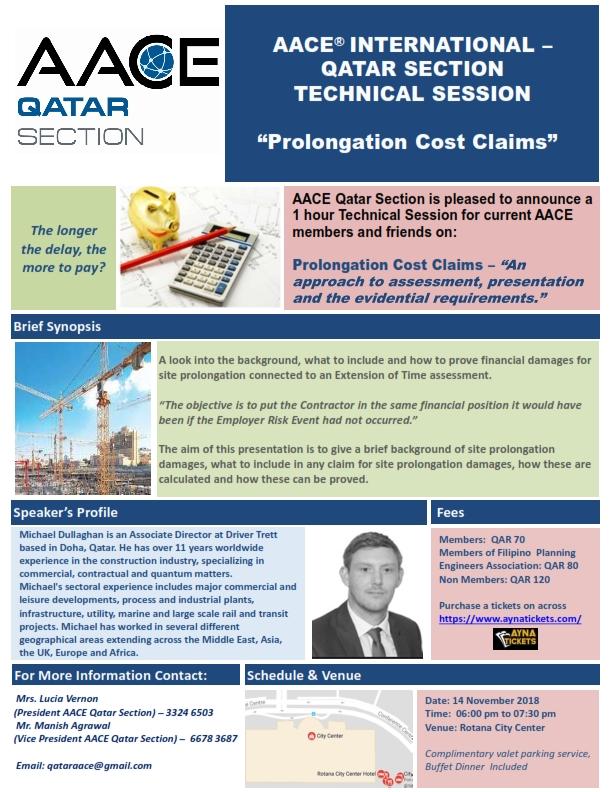 181114 Prolongation Cost